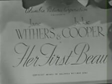 HER FIRST BEAU  1941 (DVD) JANE WITHERS, JACKIE COOPER