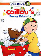 Caillou: Caillous Furry Friends 2015 by Pbs Home Video . EXLIBRARY