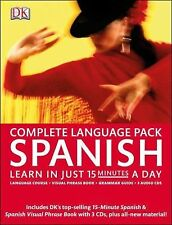 Complete Spanish Pack (Complete Language Pack), DK Publishing