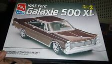 AMT 1965 FORD GALAXIE 500 1/25 Model Car Mountain KIT FS
