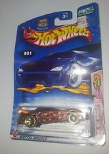 Hot Wheels 2003 Callaway C7 Flammin' 2/5 #122 Orange Bronze