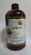WEN BY CHAZ DEAN FALL GINGER PUMPKIN CLEANSING CONDITIONER 16 OZ. SEALED