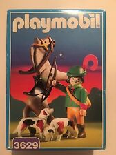 Playmobil 3629 Forest Hunter Knight Castle Vintage Rare NISB