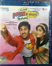 Ajab Prem Ki Ghazab Kahani - Ranbir, Katrina Kaif - Official Hindi Movie Bluray