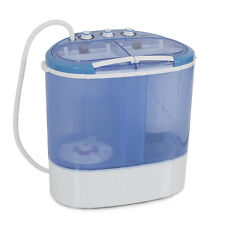 Portable Mini Dual Compact Washing Machine Washer Spin Dryer Set RV Dorm 7.9LBS