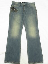 $88 NWT Mens Rock & Republic Jeans Henlee Bootcut Late Night Denim 34x32 34 M827