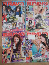 4 x BRAVO 39 + 40 + 41 + 42 - 2008 Jonas Brothers Ashley Tisdale Miley Cyrus