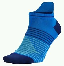 NIKE Anti-Blister DRI-FIT No-Show Tab Mens 6-8 Womens 6-10 Running Socks SX5195