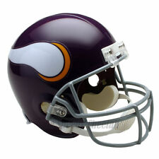 MINNESOTA VIKINGS 61-79 RIDDELL NFL FULL SIZE THROWBACK REPLICA FOOTBALL HELMET