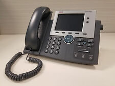 Cisco CP-7945G Unified VOIP IP Phone 7945