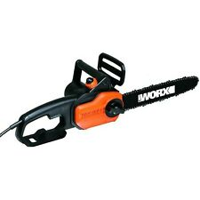 WORX 8-Amp 14-in Corded Electric Chainsaw WG305