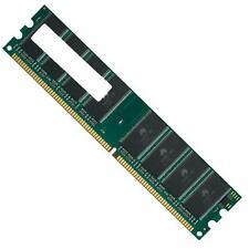 1x 1024mb 1gb DDR PC MEMORIA RAM 400mhz pc-3200u pc400 cl3 memoria