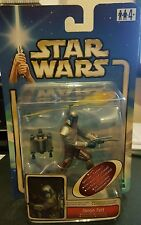 STAR WARS FIGURE JANGO FETT FREE POSTAGE RARE ATTACK OF THE CLONES FINAL BATTLE