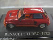 Renault 5 turbo Ixo Altaya Neuf en boite