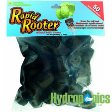 General Hydroponics Rapid Rooter 50 Pack Replacement Plugs - Plant Starter