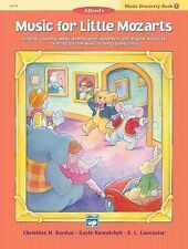Music for Little Mozarts : Singing, Listening, Music Appreciation, Movement and