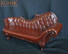 """1/6 KUMIK Accessory Couch Model AC-4 Leather Sling Chair Toy F 12"""" Action Figure"""