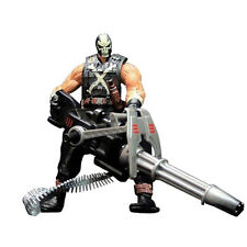 Marvel Legends Crossbones Sdcc & Gatling Machine Guns 7 Inch Action Figure Toy