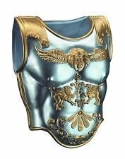 Disguise Men's Roman Armor Costume Accessory Silver/gold Adult New