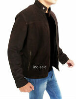 Custom Tailor Made All Sizes Genuine Suede Leather Jacket Mission Impossible 3