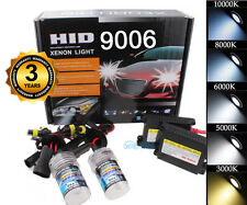 Xenon 55W HID Head Light Lamp Conversion Kit - 9006 (HB4) 5000K Pure White (n)
