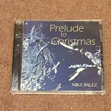 Prelude to Christmas by Mike Baltz CD, Music, Christmas, Christian, Songs