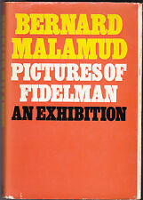 Bernard Malamud - Pictures of Fidelman - 1st Ed / 1st Printing, in Jacket, 1969