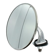 Lucas Style Convex Round Door or Fender Mirror WM-1904 RH OR WM-1905 LH