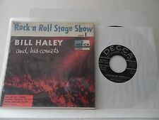 BILL HALEY & HIS COMETS - VOL.1 - 45 EP WITH COVER - DECCA RECORDS 45ED 2416