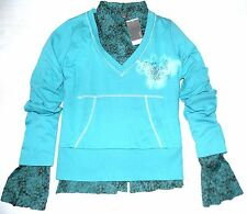 MEXX Girls Duo Set Blouse with Sweater Size 146/152 New