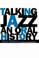 Talking Jazz: An Oral History-ExLibrary