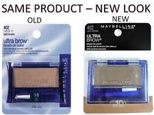Maybelline Ultra-Brow Powder 10 Light Brown Eyebrow Color Makeup 402 New Look