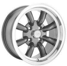 16X7 KONIG REWIND 4X114.3 +0 GRAPHITE Wheels (Set of 4)
