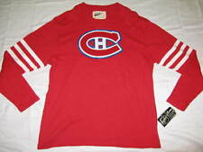 Montreal Canadiens Red LevelWear Men's Medium Vintage NHL Sweater Jersey