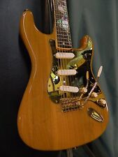"c.2015 Raven West Guitars ""Infinite Cosmos"" Neck Partscaster Bling Caster!"