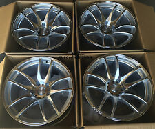 "19"" ESR SR08 Wheels 19x8.5"" +30 / 19x9.5 +35 5x114.3 Machined Rims Set of 4"