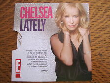 CHELSEA LATELY & THE SOUP EMMY DVD HANDLER RUSSELL BRAND VIVICA A FOX 2EPISODES