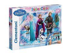 Super Color Disney Frozen Puzzle Download the Free APP 104 pc