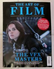 ART OF FILM Volume 4 VFX MASTERS 178 Pg Special Edition BOOK 2017 ROGUE ONE Wars