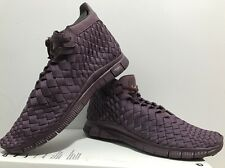 NIKE FREE INNEVA WOVEN MID SP PURPLE SHADE SIZE 8.5 BRAND NEW W/BOX (800907-550)