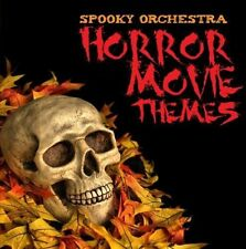 Spooky Orchestra - Horror Movie Themes [New CD] Manufactured On Demand