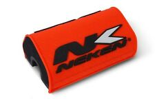 Orange Neken Motox Motocross Manillar Fatbar Pad Ktm Honda Handle Bar LXR