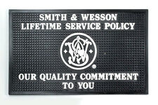 Factory Smith & Wesson Firearms Dealer Counter Mat  Brand New, Shipped Priority