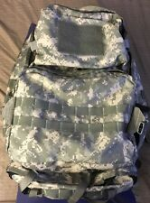 So Tech SOF IFAK ACU Medics 3 Day Pack USGI  Complete With Extra Bag Attachments