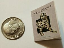 Miniature Dollhouse  Barbie 1/12 Scale Book Jewelry Cartier  Tiffany Faberge C