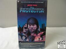 The Protector (1985) VHS Jackie Chan, Danny Aiello, Roy Chiao; James Clickenhaus