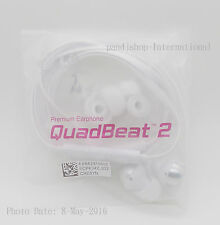 Genuine LG QUADBEAT 2 Headset In Ear Headphones LG G4 G3 Original BundleEarphone