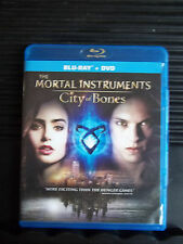 The Mortal Instruments: City of Bones /DVD, 2013/ Like New