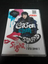 EASON CHAN 陳奕迅 - SOUND & SIGHT VOLUMN 1 MALAYSIA CD (2CDS)