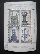 Spanien, Espana MiNr. 2142-2145 Block 20 postfrisch (T 992)